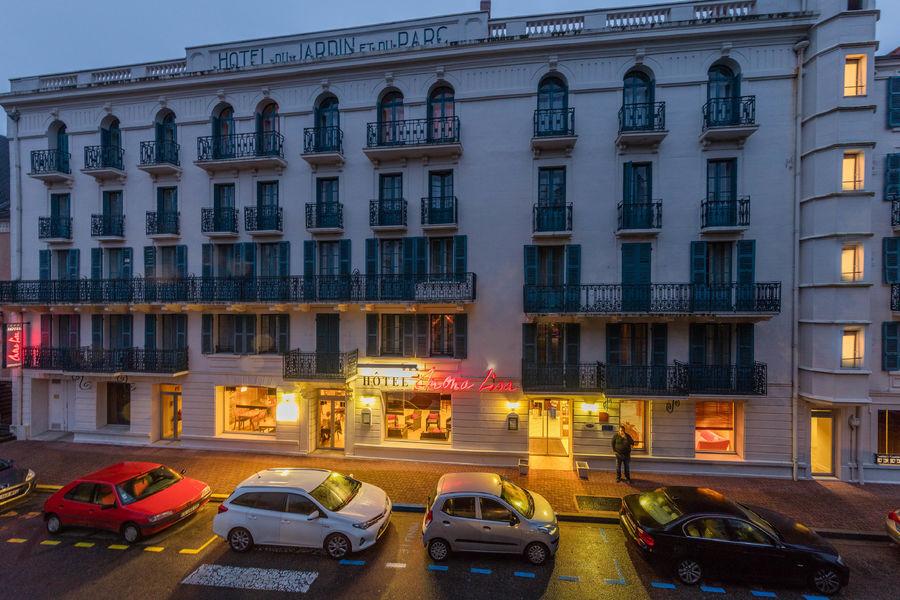 Hotel Restaurant Neris Les Bains