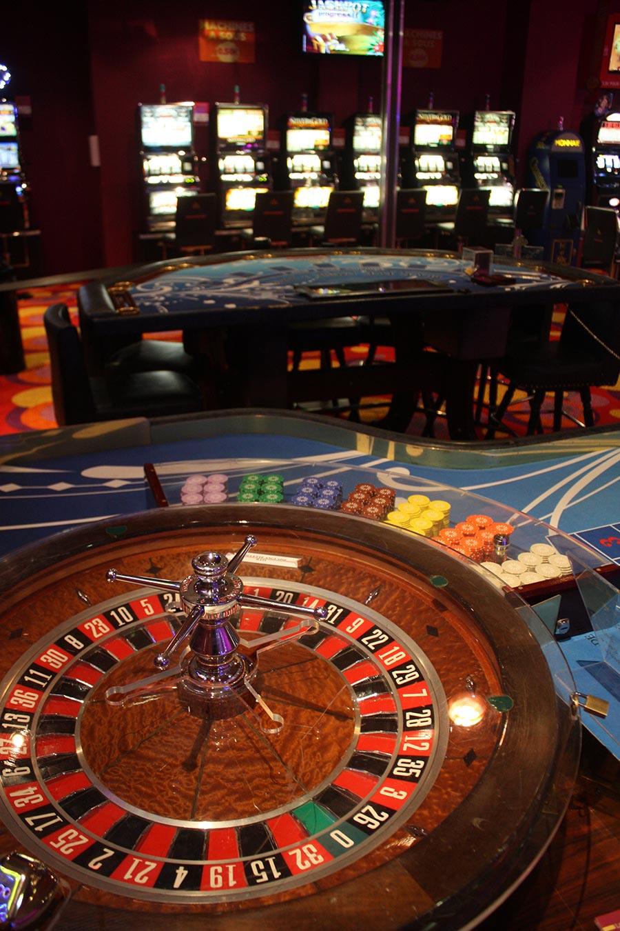 Casino ouvert le 11 novembre 2018