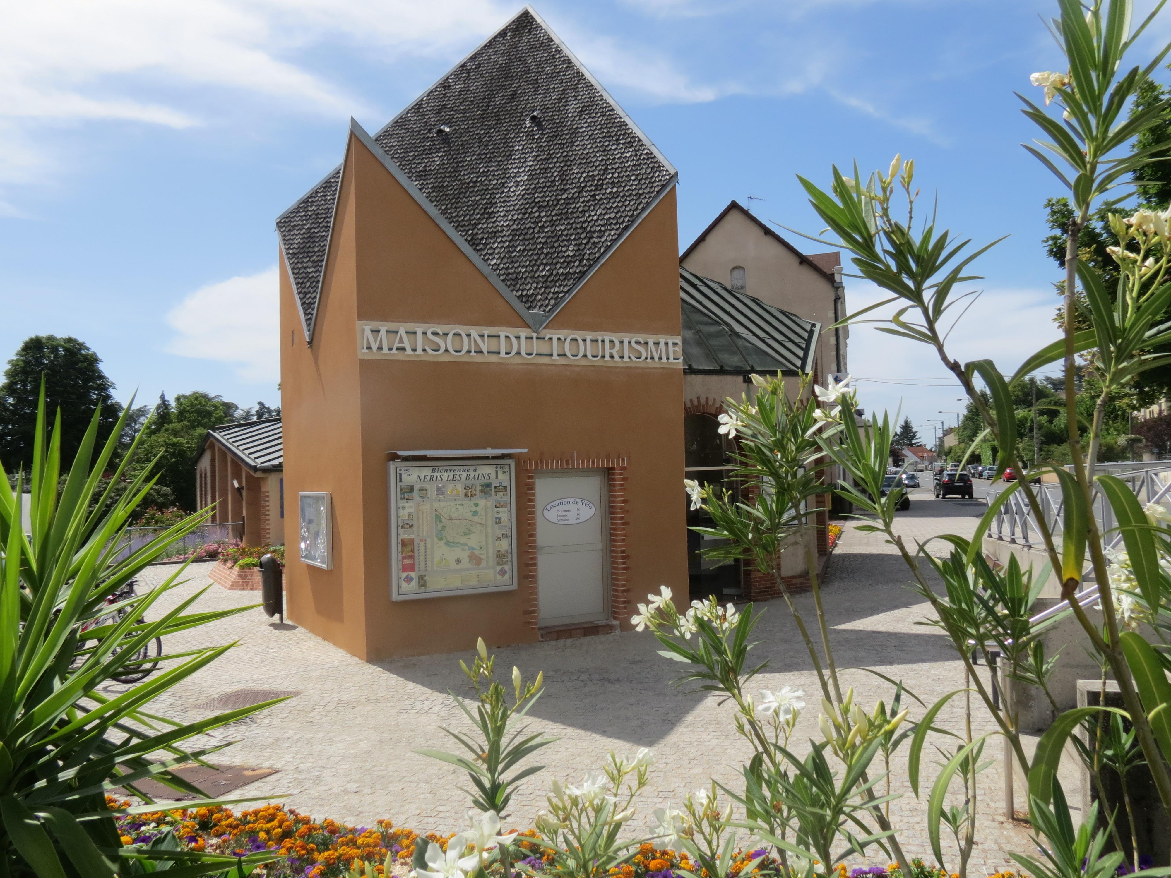 Horaires d ouverture office du tourisme de n ris les bains - Office du tourisme ronce les bains ...