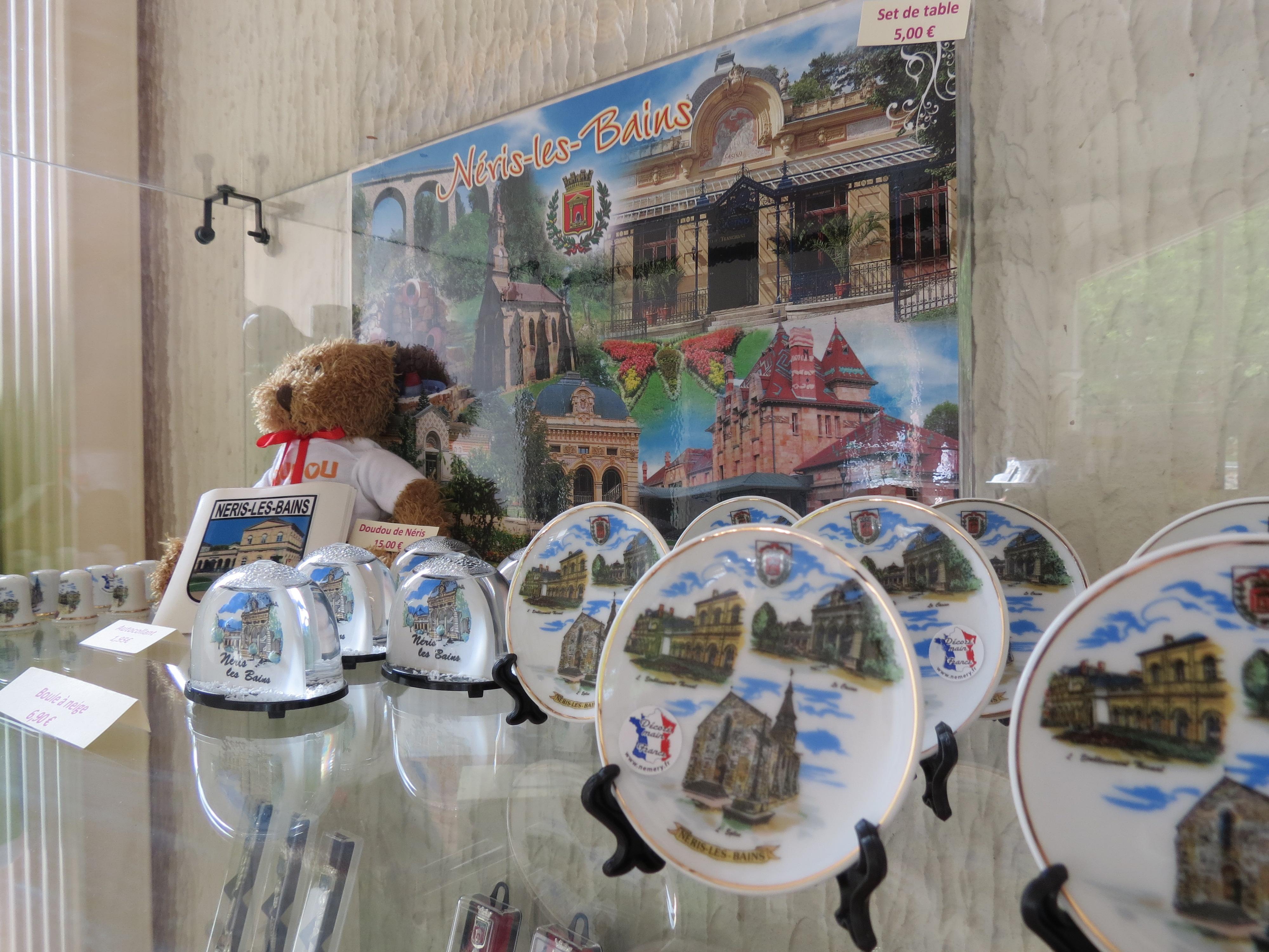 2014 06 boutique 16 office du tourisme de n ris les bains - Office de tourisme de neris les bains ...
