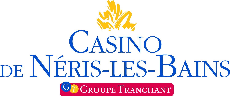 Logo casino office du tourisme de n ris les bains - Office de tourisme de neris les bains ...