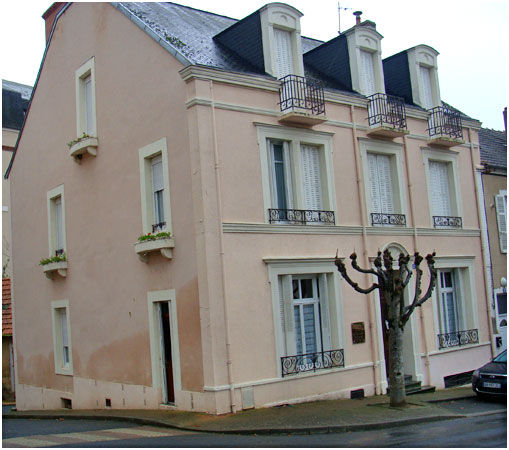 Le Select – Appt Charroux