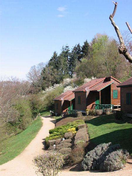 Camping du Lac chalet 1 et 2
