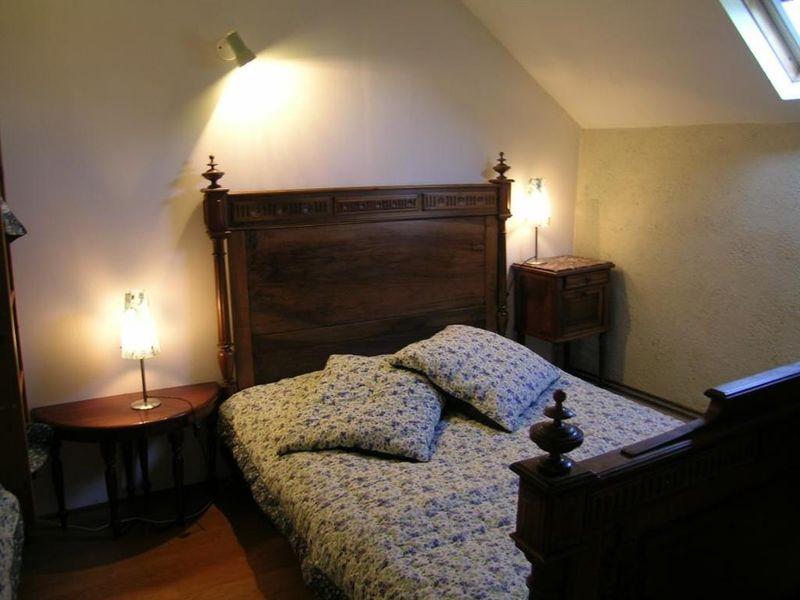 Gite rural Murat chambre