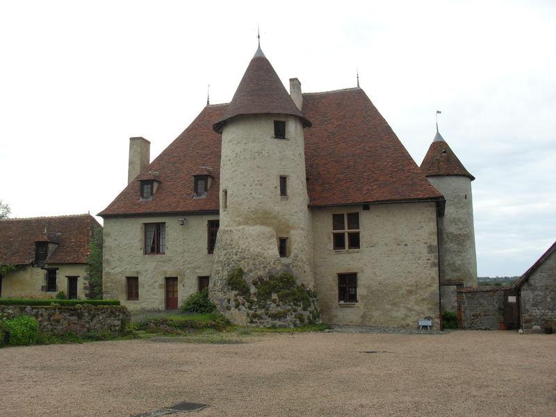 chateau de fontariol