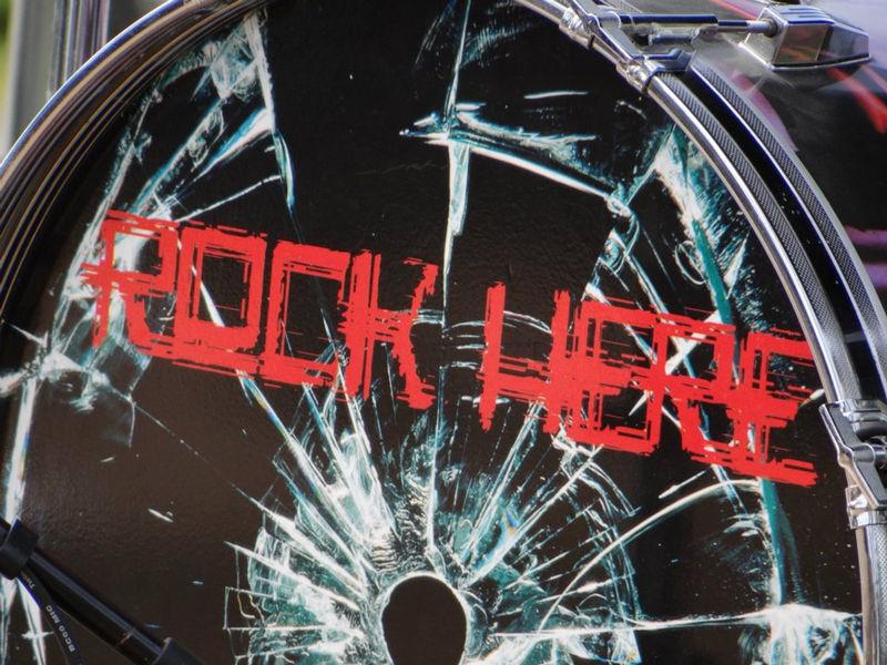rock here