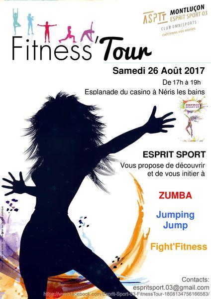 fitness tour