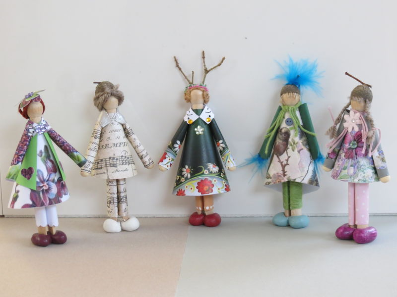 mini dolls
