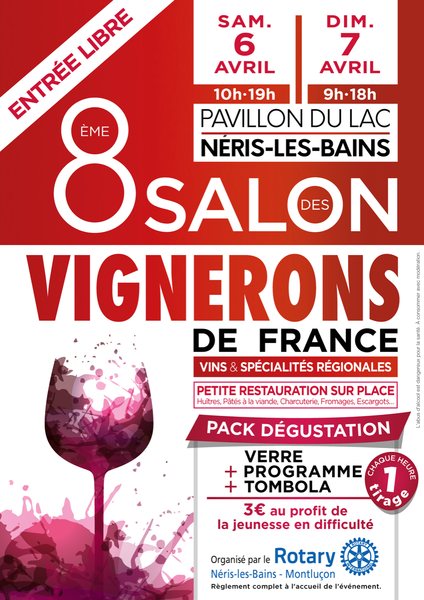salon des vignerons de France